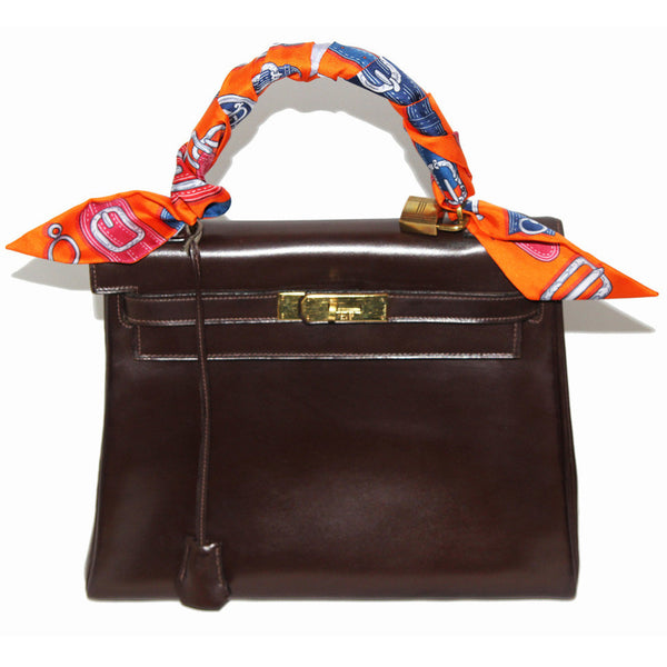 EXceptional Hermès Kelly Handbag of 1958 - Katheleys for Unique Vintage Luxury