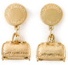 Unique Moschino Collector Earrings by Correani 1980