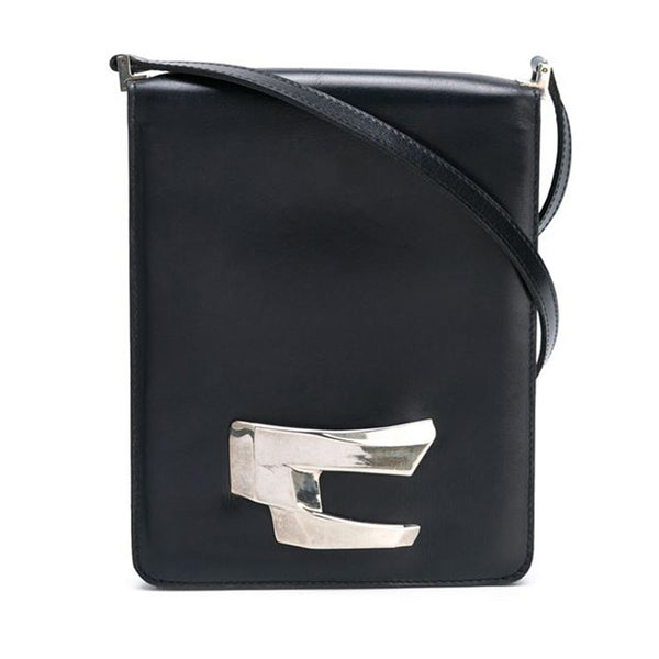 Pierre Cardin Vintage black shoulder bag