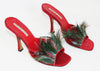 Feathers vintage & collectable Renaud Pellegrino shoes
