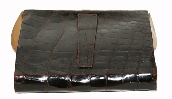 Unique Art Deco Design Clutch