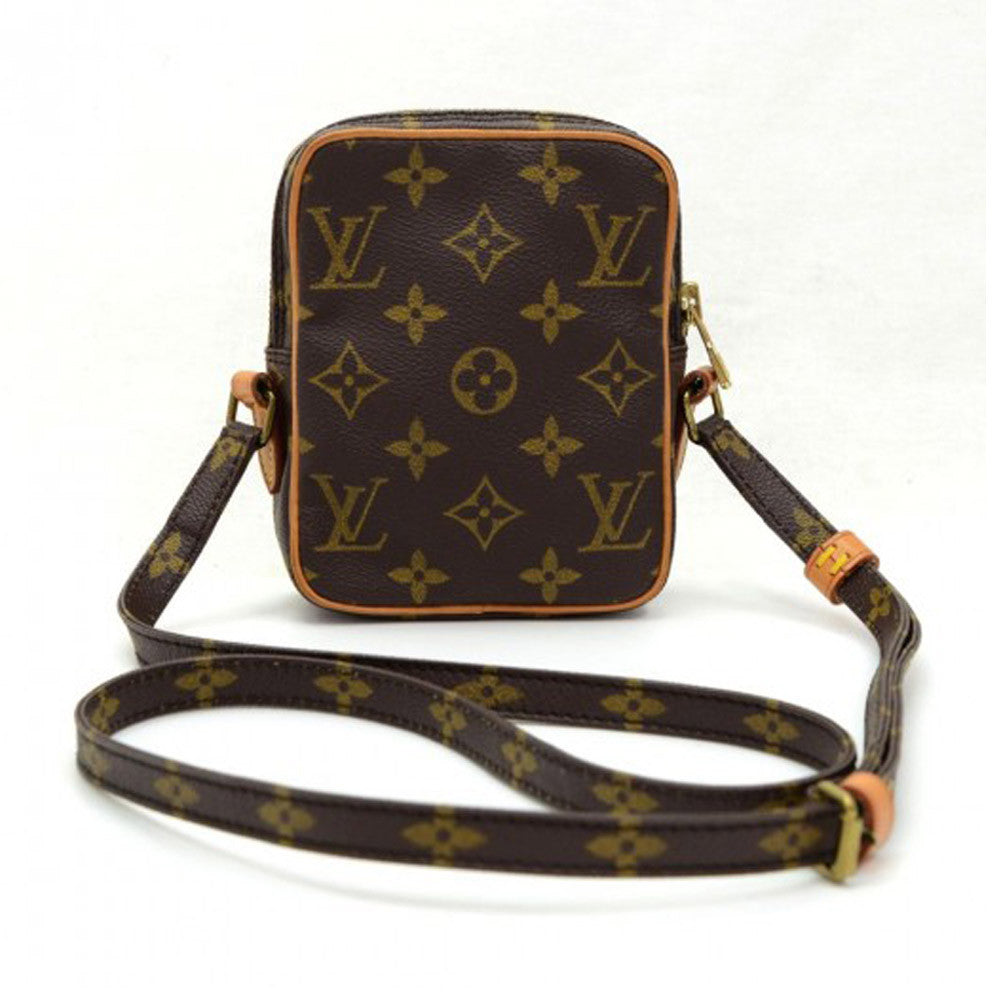 5a42afadaac4 Mini Danube Louis Vuitton Monogram bag – Katheley s Exclusive Vintage Shop