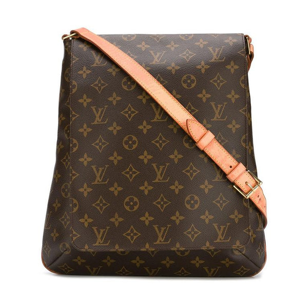 Unusual large Louis Vuitton Musette bag of 2004