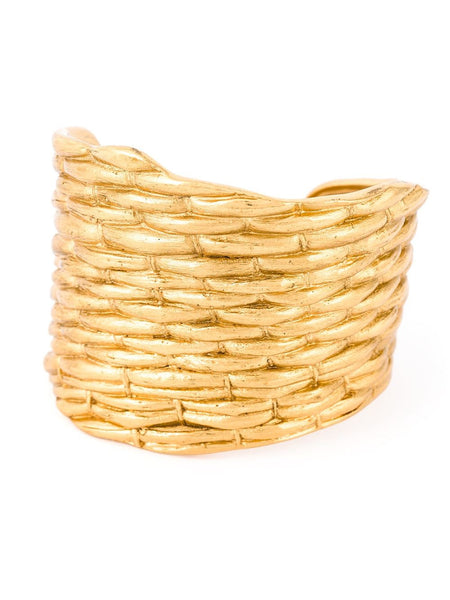So Chic YSL Vintage Cuff by Goossens 1980