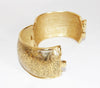 Gorgeous and collectable YSL vintage arabesque 80s bracelet