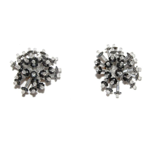 Collectable gorgeous Coppola e Toppo flower earrings