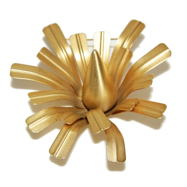 Design Correani flower brooch