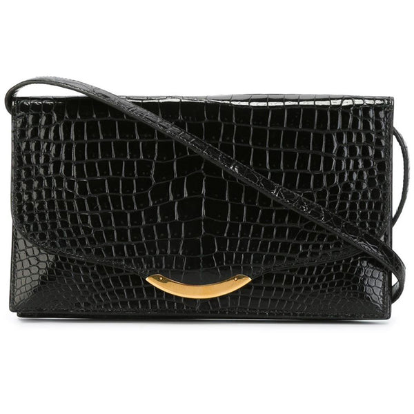 Hermès Exceptional Ondine Crocodile Leather 18 ct gold