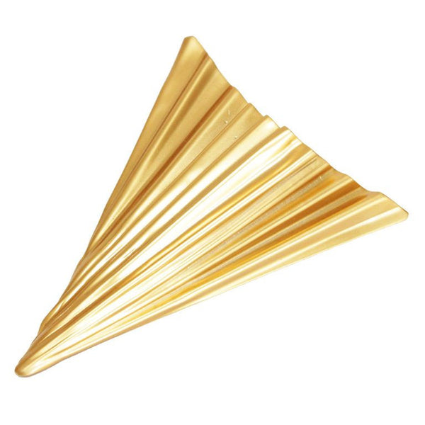 Great Ugo Correani paper plane vintage brooch