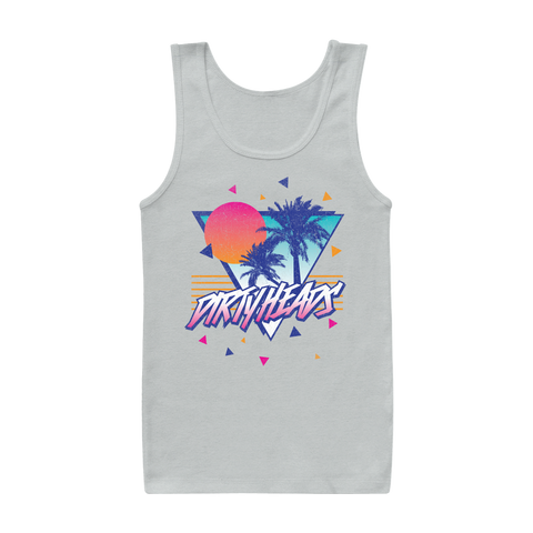 Triangle Madness Mens Tank