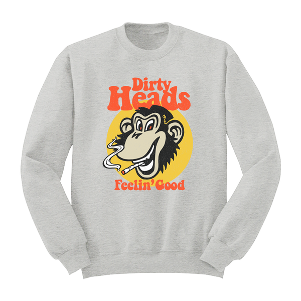 Feelin' Good Crewneck Sweatshirt
