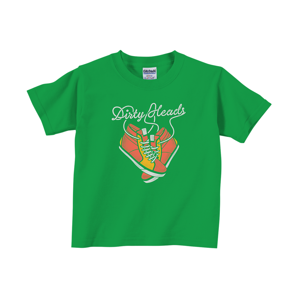 Laced Up Toddler Tee - Dirty Heads
