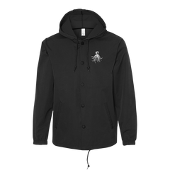 Deep Sea Diving Division Hooded Windbreaker