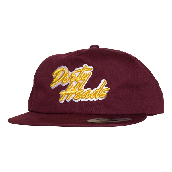 Brush Script Hat