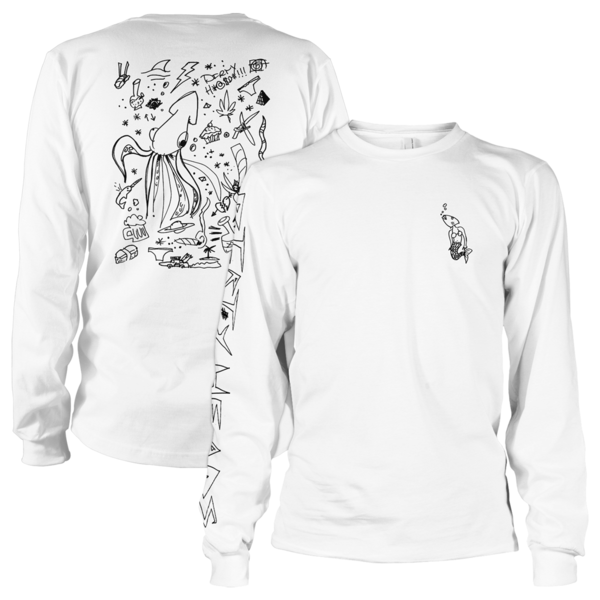 Mermaid Long Sleeve
