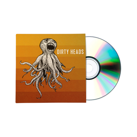 Dirty Heads CD - Dirty Heads