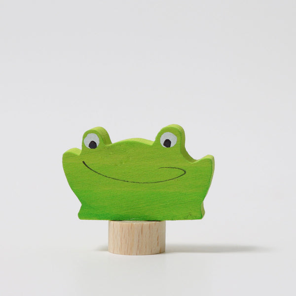 3323 Grimms Decorative Figure Frog 2