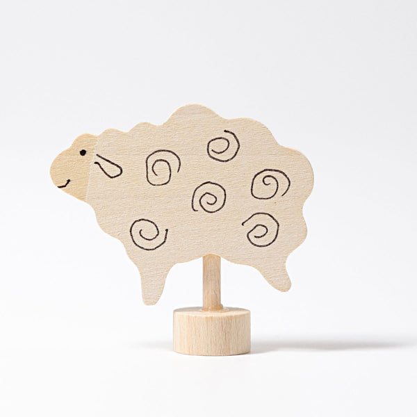 3541 Grimms Decorative Figure Standing Sheep