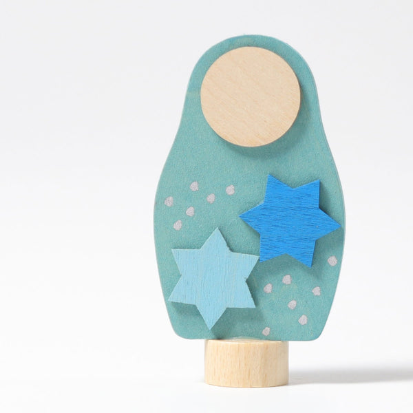 3994 Grimms Decorative Figure Stars-Matryoshka