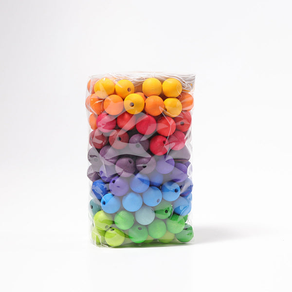 grimms 180 coloured beads 20mm