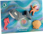 ostheimer marine animals 4 pcs