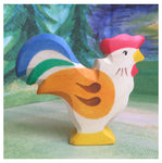 Holztiger Rooster - Little Earth Farm