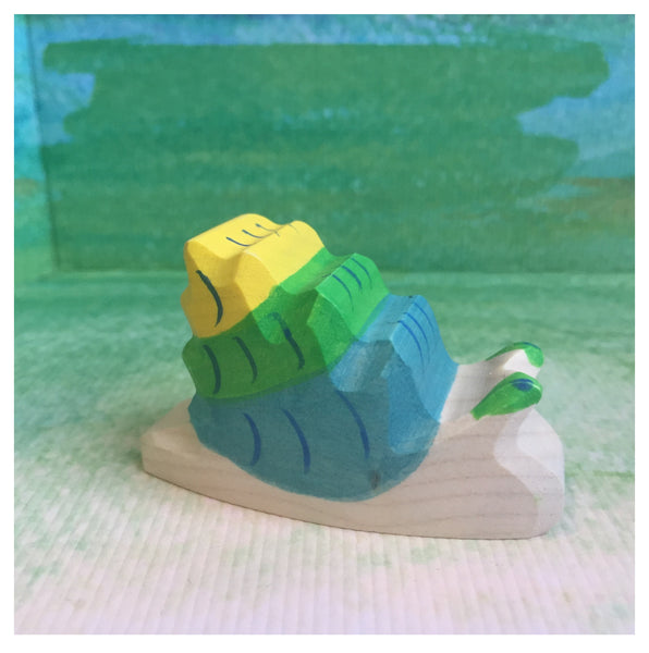 Holztiger Snail - Little Earth Farm