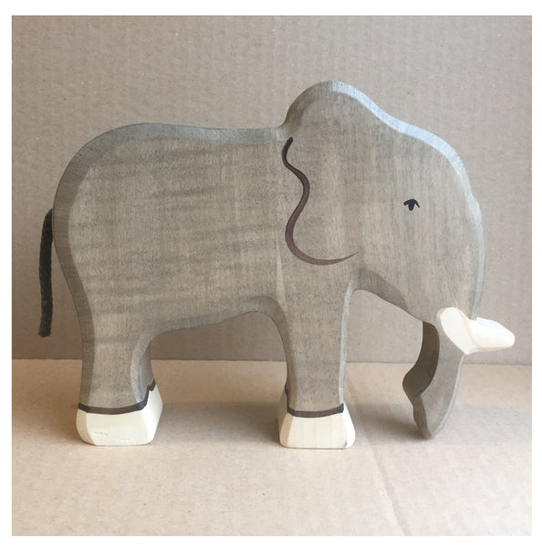 Holztiger Elephant - Little Earth Farm
