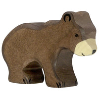 Holztiger Brown Bear, Small