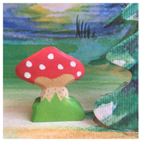 Holztiger Toadstool - Little Earth Farm