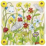 Goki Flower-press Spring Meadow