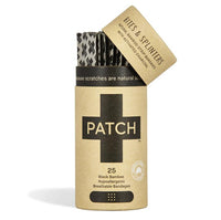 patch bamboo plasters charcoal 25 pack