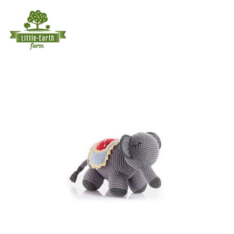 Pebble Fair Trade Crochet Elephant