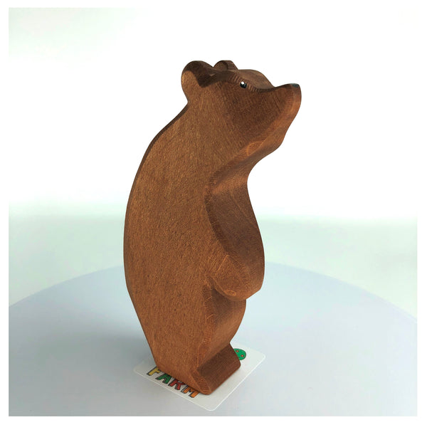Ostheimer Bear Large Standing Head High