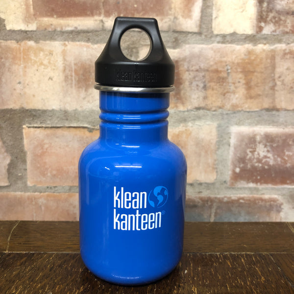 Kid Kanteen 12oz / 355ml Steel Bottle with cap(s) - Sky Diver