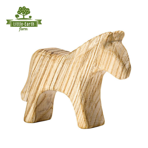 ostheimer natural wood horse