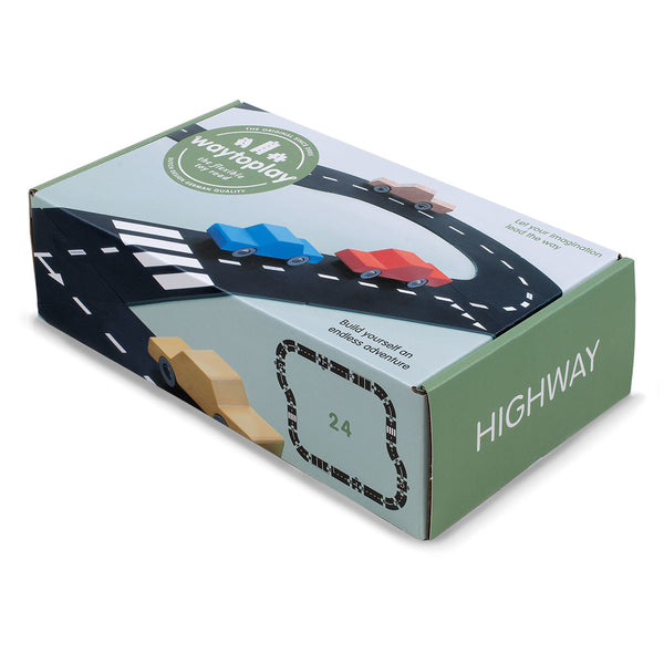 Waytoplay Highway (24 Pieces)