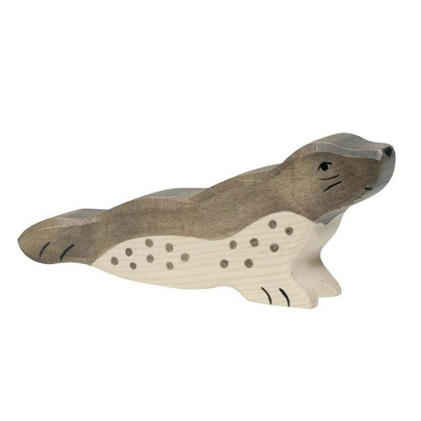 holztiger seal head forward