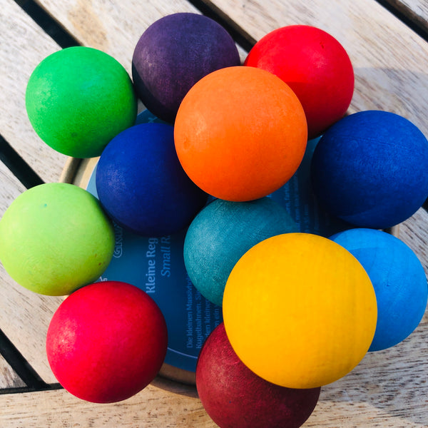 Grimms Small Rainbow Balls
