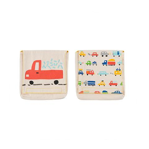 Fluf Snack Packs - Cars Food Bags (pack of 2)