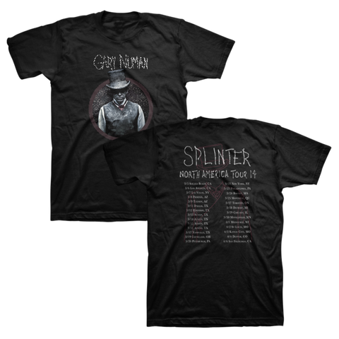 Splinter 2014 Tour T-Shirt