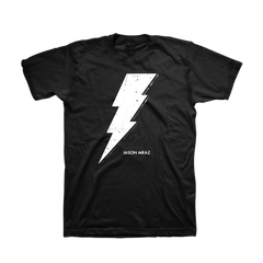 Lightning Bolt Men's T-Shirt - Jason Mraz