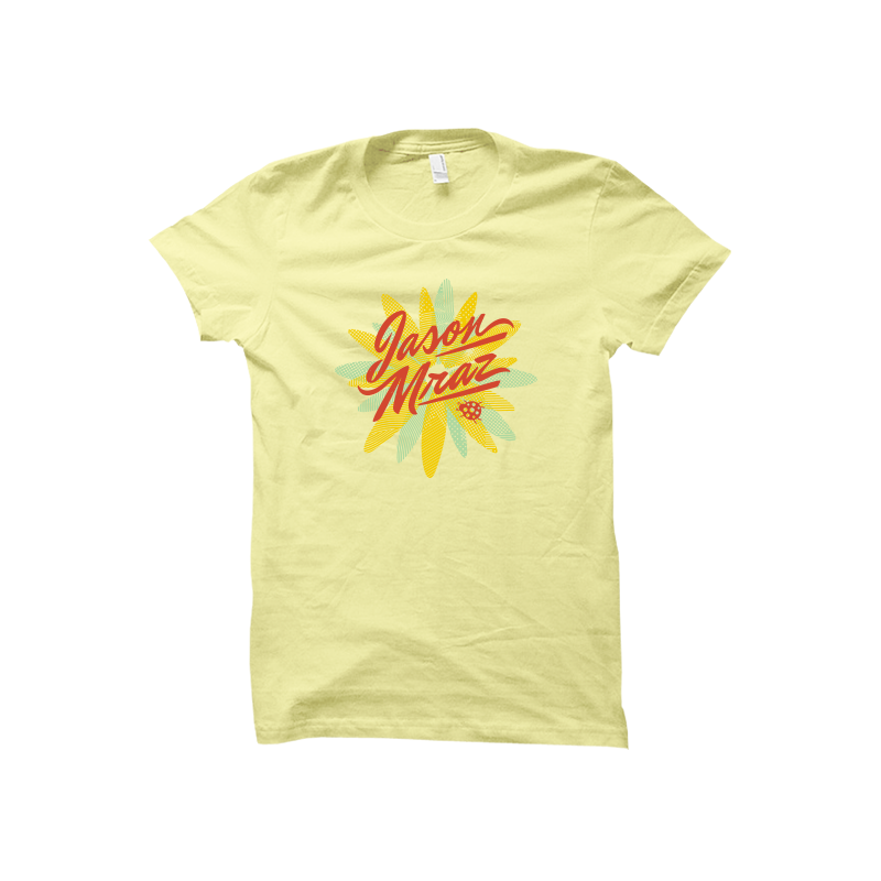 Daisy Women's T-Shirt - Jason Mraz