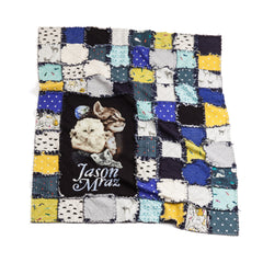 Fond of Cats Tee Juniors Blanket - Jason Mraz  - 2