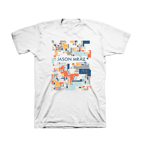 Geometric Men's T-Shirt
