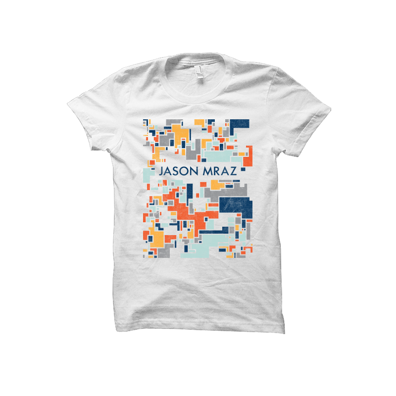 Geometric Women's T-Shirt - Jason Mraz