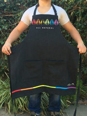 Rainbow Avocado Apron - Jason Mraz  - 2