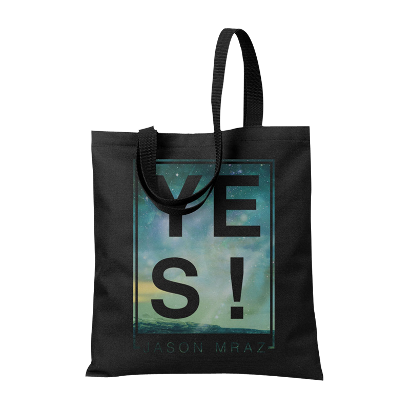 YES! Tote Bag - Jason Mraz