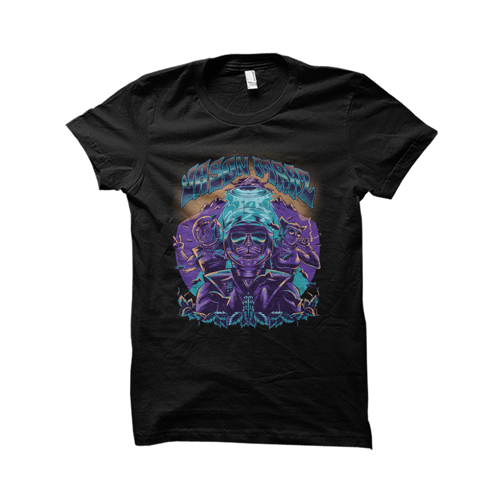 Space Catets Women's T-shirt
