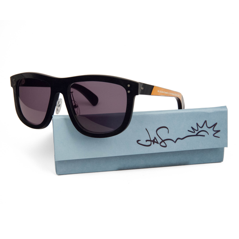 Love Is A Four Letter Word Vinyl Sunglasses (In Your Hands)